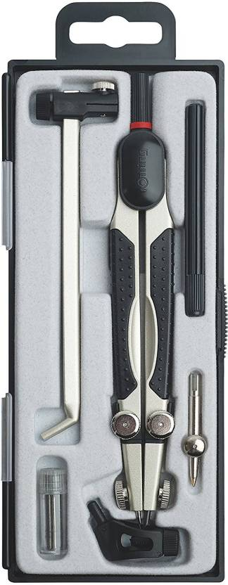 Rotring - Compas Compact Set 6 piese S0676561