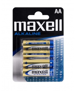 Maxell Baterii AA/R6