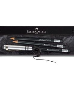 Set Perfect Pencil 3 creioane cu capaca și o ascuțitoare