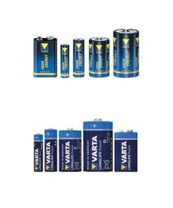 Baterii Varta Alkaline