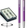 PARKER set Vector Stilou+Pix Purple