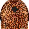PIGNA- Ghiozdan adolescente Leopard fyrs 15543