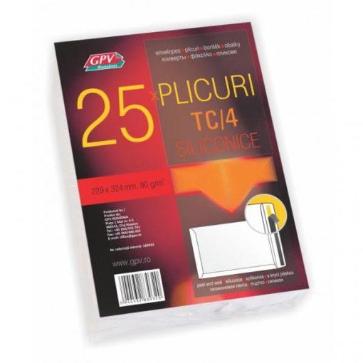 Plicuri C4 siliconice set 25 buc