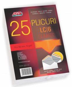 Plicuri C6 gumate set 25 buc