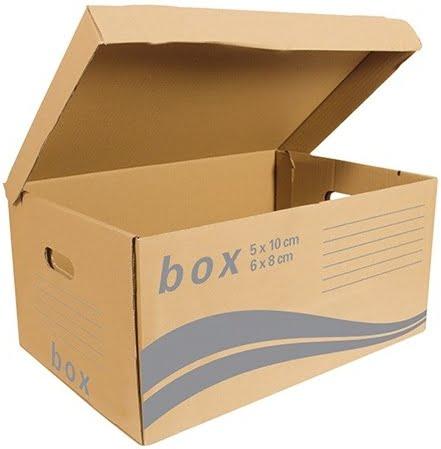Container de Arhivare