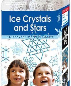 Joc de constructie ZOMETOOL Ice Crystals and Stars