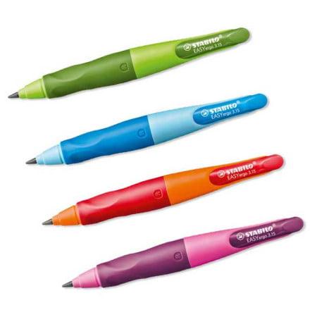 Stabilo - Creion mecanic stângaci sau dreptaci cu ascutitoare
