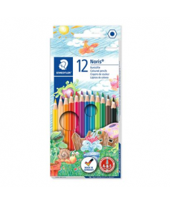 Staedtler - Noris club creioane colorate