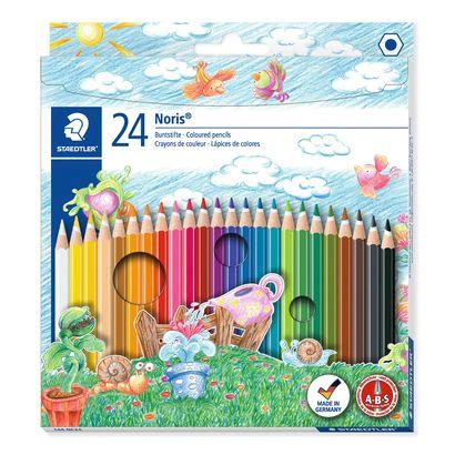 Staedtler - Noris club creioane colorate
