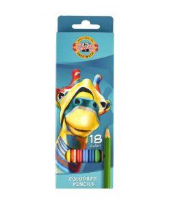 Koh-I-Noor - Creioane color Girafa