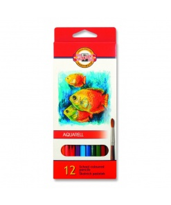 Koh-I-Noor - Creioane color Aquarel set