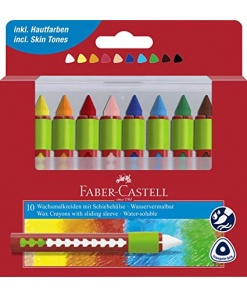 Faber Castell - Creioane cerate
