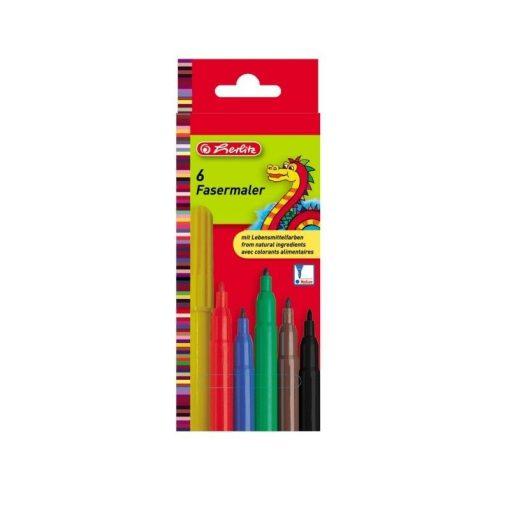 Herlitz - Set carioci colorate elevi