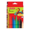 Herlitz- Set carioci colorate elevi