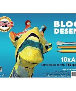 Bloc Desen A3 KIN