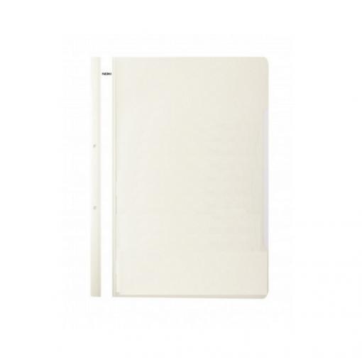 Noki - Dosar plastic A4 alb