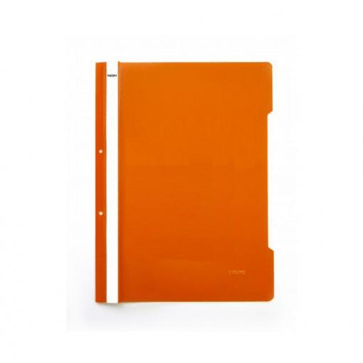 Noki - Dosar plastic A4 portocaliu