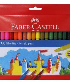 Faber Castell - Carioci colorate 36 culori
