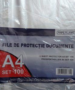 Folie protecție A4