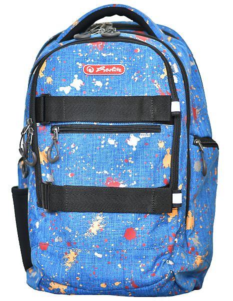 Herlitz Rucsac Sticker pentru adolescenți Spots of Color 9481700