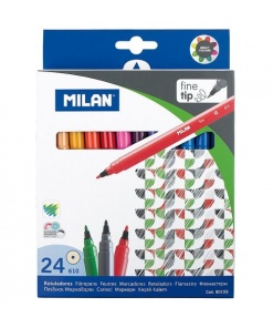 Milan - Carioca set 24 fine 80159
