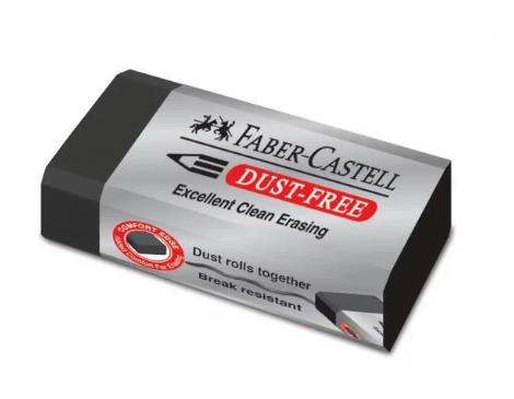 Faber Castell - Radieră Dust Free