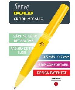 Serve Creion Mecanic Bold