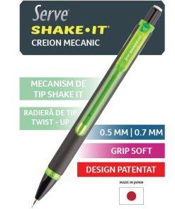 Serve Creion Mecanic Shake It