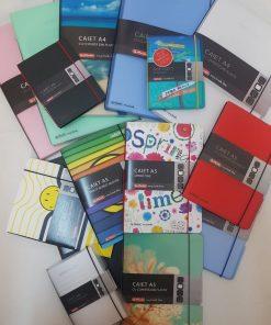 Herlitz - Caiet my.book flex cu copertă din plastic