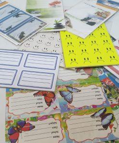 Etichete și stickere