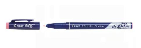 pilot frixion fineliner