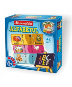 D-Toys - Joc educativ alfabetul