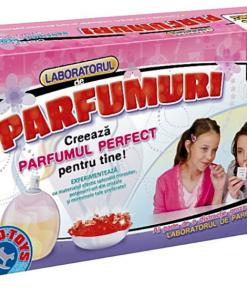D-Toys - Joc creativ laboratorul de parfumuri