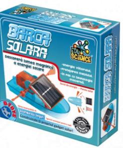 D-Toys - Joc educativ barca solară