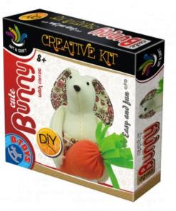 D-Toys - Joc Creativ Iepurașul cu morcov