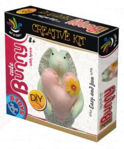 D-Toys - Joc Creativ Iepurașul cu inimioară