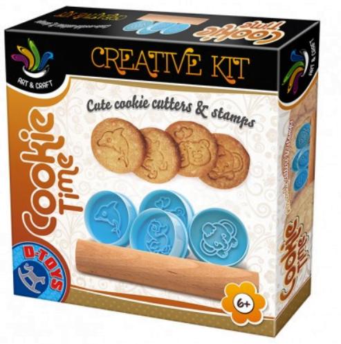 D-Toys - Joc creativ Cookie Time