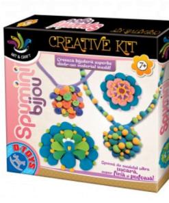 D-Toys - Joc creativ Spumini Bijou