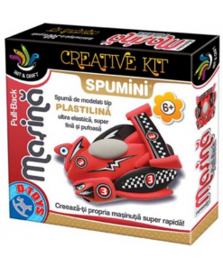 D-Toys - Joc creativ Spumini Mașină