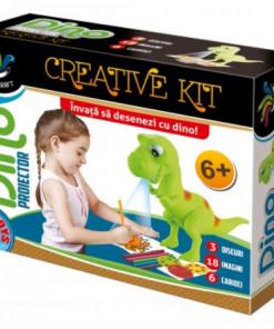 D-Toys - Joc creativ Dino Proiector