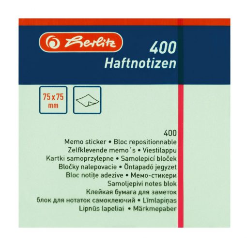 Herlitz - Bloc notițe adezive