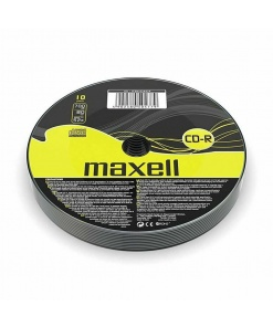 CD Maxell 700MB set 10