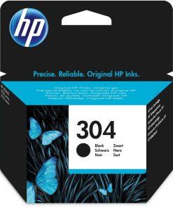 Cartus HP 304 Negru