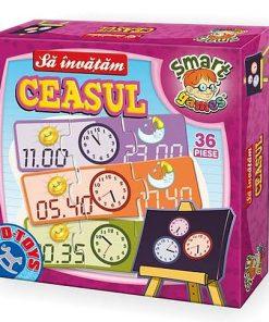 D-Toys - Joc educativ ceasul