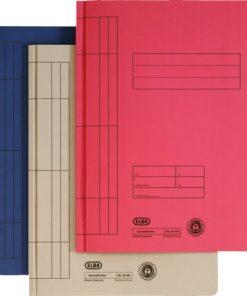 Elba Dosar carton cu șină A4