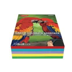 Koh-I-Noor - Hârtie colorată asortată