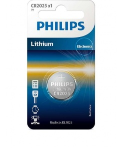 Philips Baterie CR2025 DL2025 baterie litiu