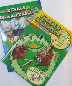 Omnibooks - Carte de colorat animale