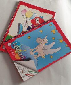 Herlitz - Carte de colorat