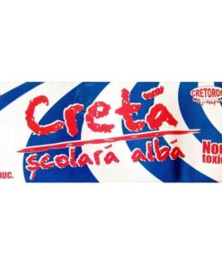 Cretorom - Cretă școlară albă
